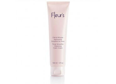 Floral Smoothie Cleansing Foam Cream